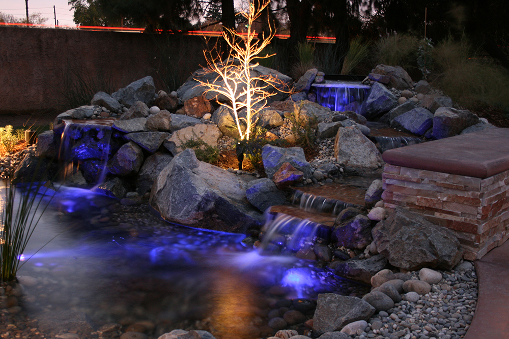 Water Feature - Arcadia, CA