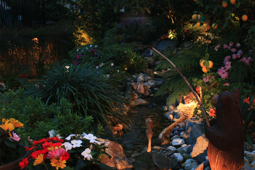 Low Voltage Lighting - Meier Brothers Landscape