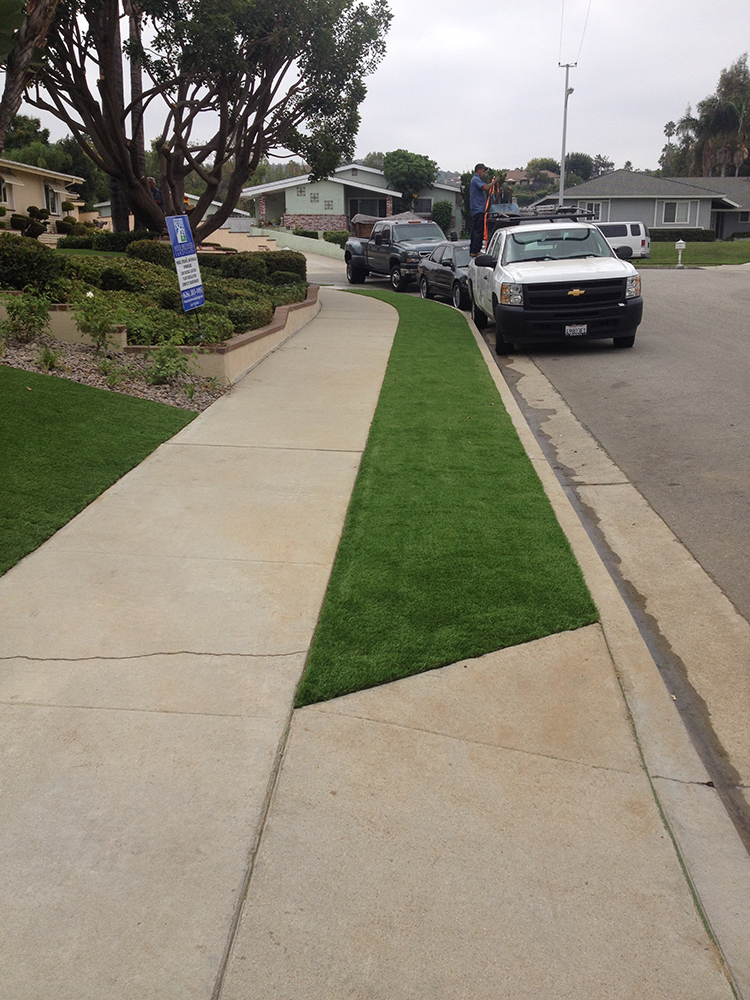 Artificial Turf - West Covina, CA