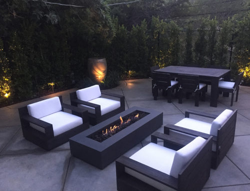 Backyard Renovation – Hollywood Hills, CA
