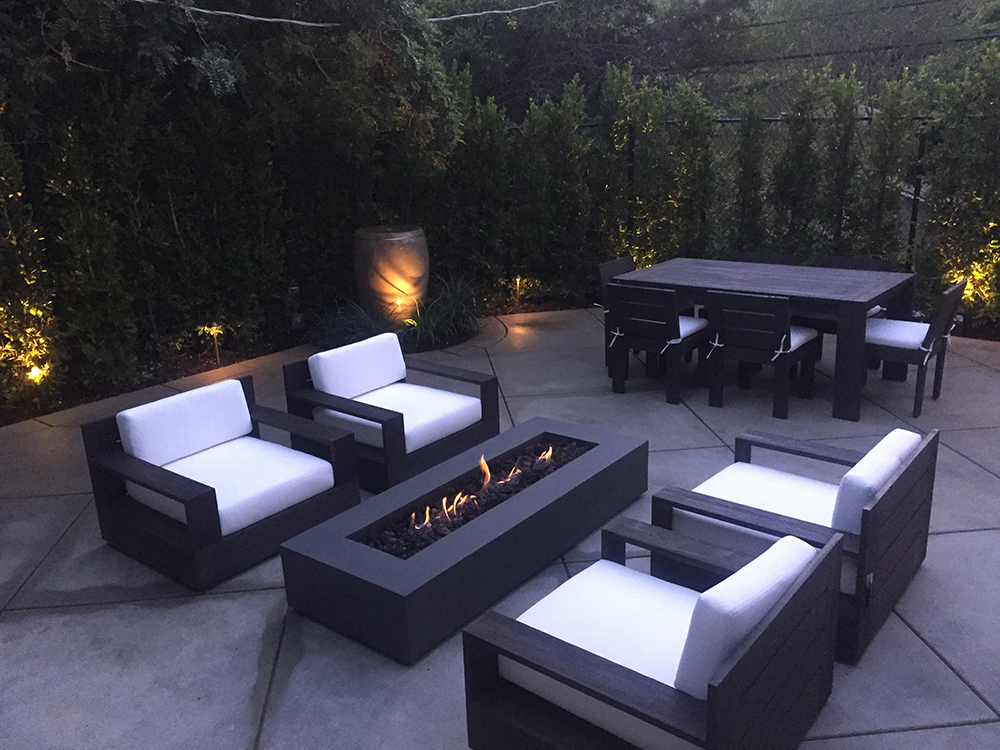 Backyad Renovation - Hollywood Hills, CA